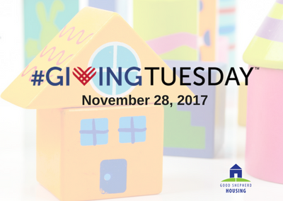 Giving Tuesday is November 28th