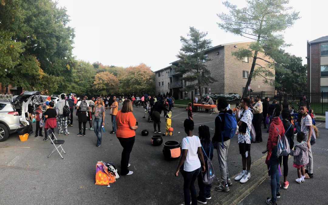 First Annual Trunk or Treat a Sweet Success!