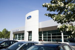Ourisman Ford dealership, 6129 Richmond Highway.