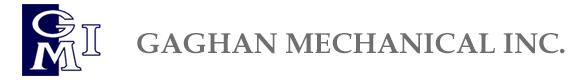 Gaghan Mechanical Inc